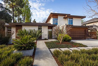 A home in Palo Alto, California