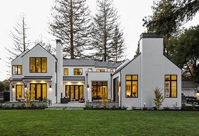 A home in Atherton California